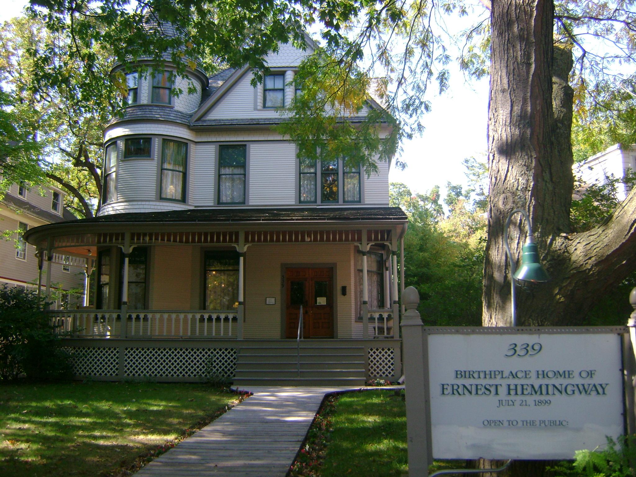 La casa mgica de Ernest Hemingway  CorotoCriollo