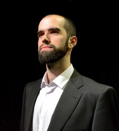 Alberto Camón, bajo