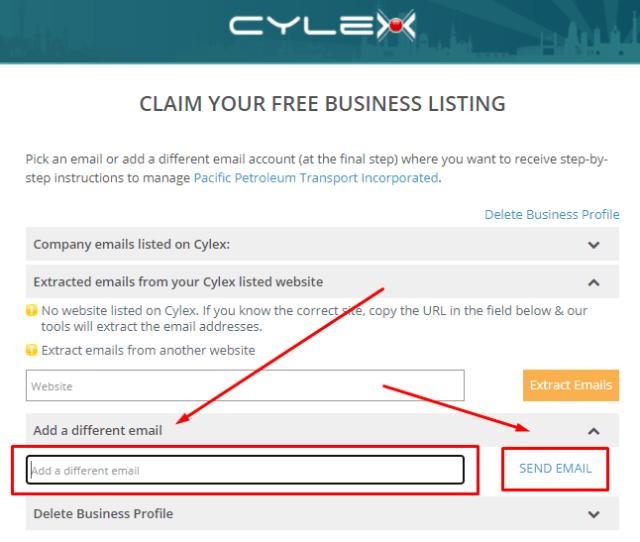 Cylex claim 6