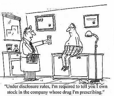 Disclosures and Disclaimers