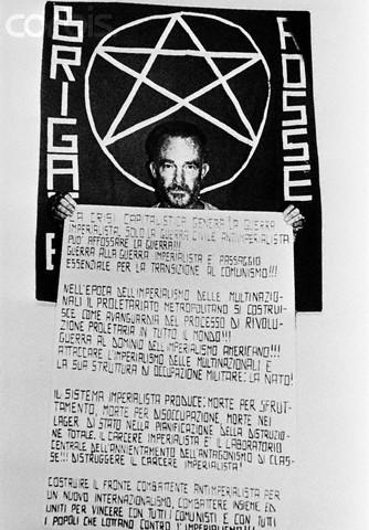Αποτέλεσμα εικόνας για comunicati Br rapimento Dozier, anni '80