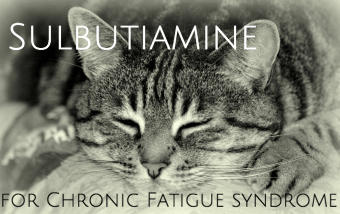 does sulbutiamine work for cfs?