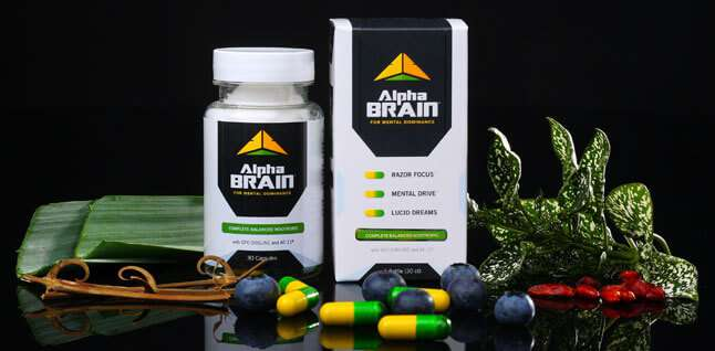 what is alpha brain and what are some common nootropic alternatives