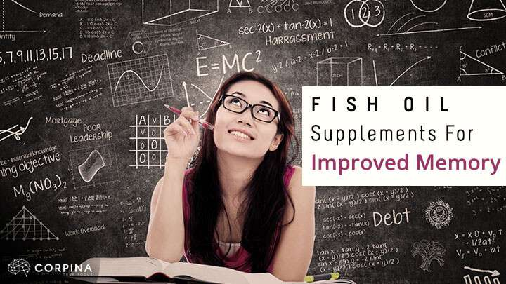 Fish Oil Supplements For Improved Memory