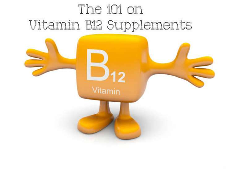 Vitamin B12 Side Effects Stomach