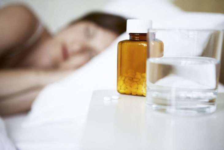 when should you take 5htp before bed