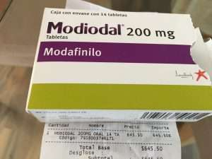 just bought this box of Modiodal 200 in mexico city