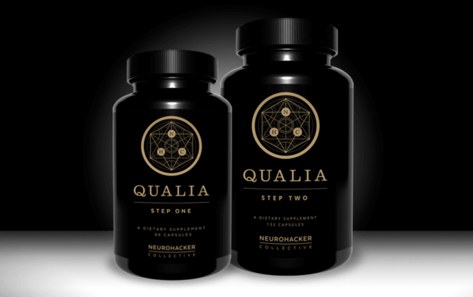 review of qualia by neurohacker collective