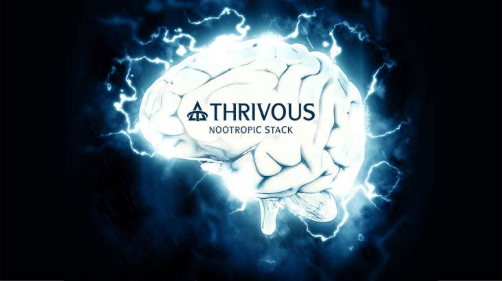 my review of thrivous nootropics