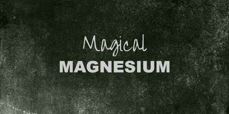 what are some magnesium taurate health benefits
