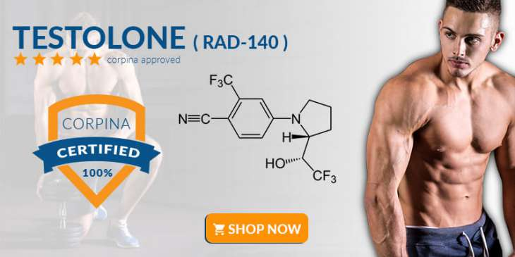 my review and experience of corpina_RAD-140-testolone in 2017