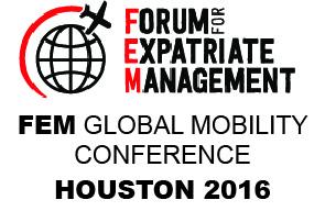 2016 FEM Global Mobility Conference Houston