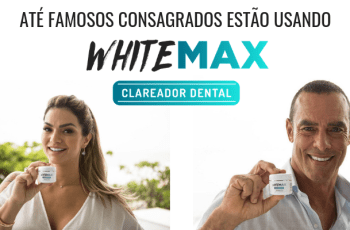 Whitemax Dental – O Clareador Número 1 Do Brasil