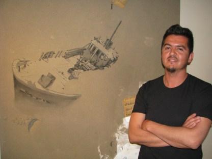 Mauricio Alvarez - Premio de Honor Ciudad de Viña del Mar 2