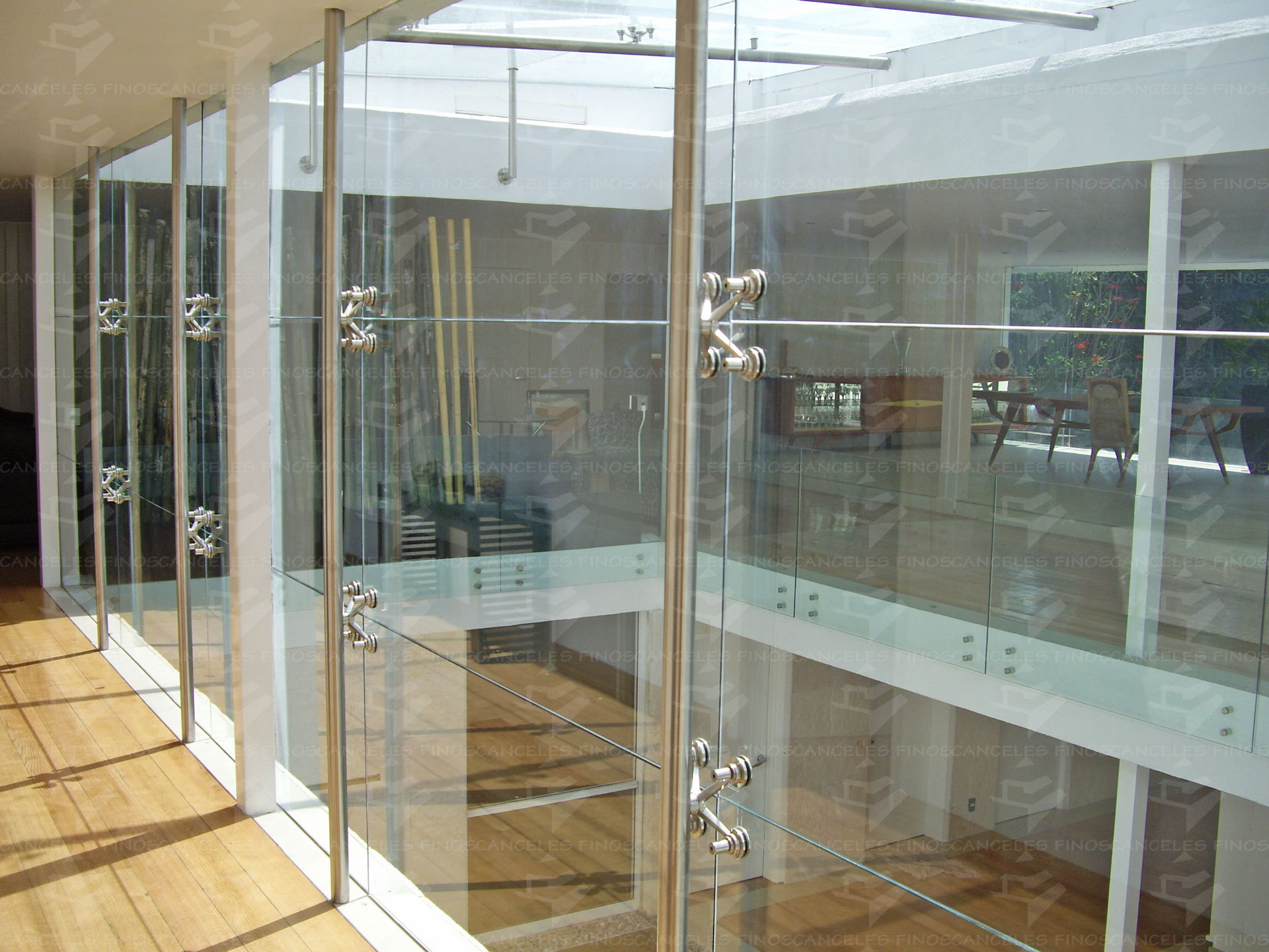 Mamparas de vidrio  Vidrieria Corporacion VC