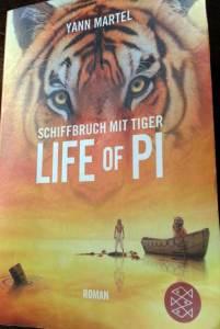 Buch statt Film? Life of Pi