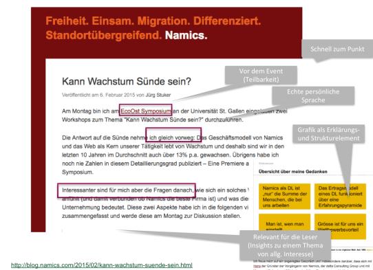 Jürg Stuker über einen Vortrag im blog.namics.com
