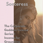 The Corporate Goddess Incense Series 1  Incense for Grounding