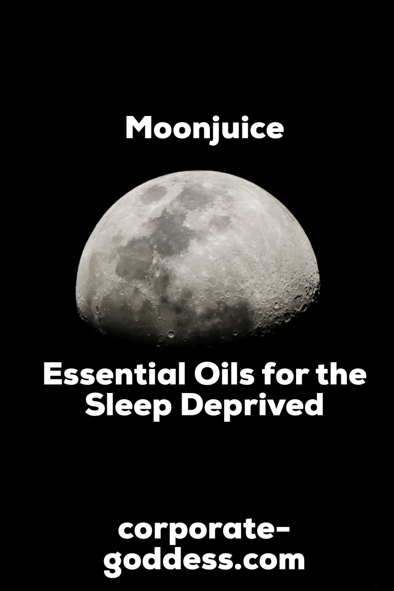 Moonjuice - Essential Oils for the Sleep Deprived