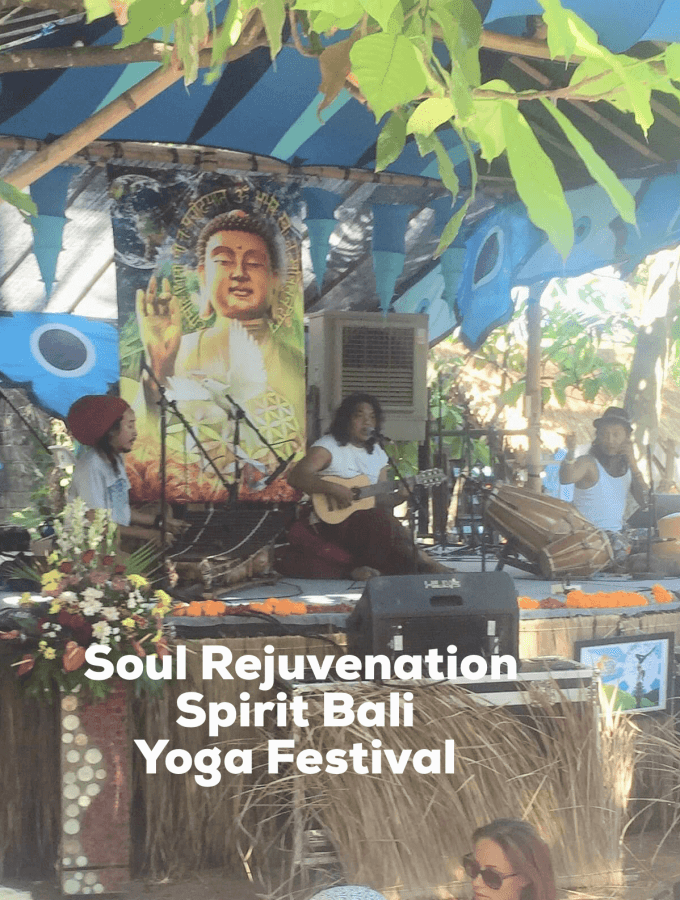 Are you a stressed and exhausted Corporate Goddess on the run? We look at the revitalising and transformative effects of the Spirit Bali Yoga Festival