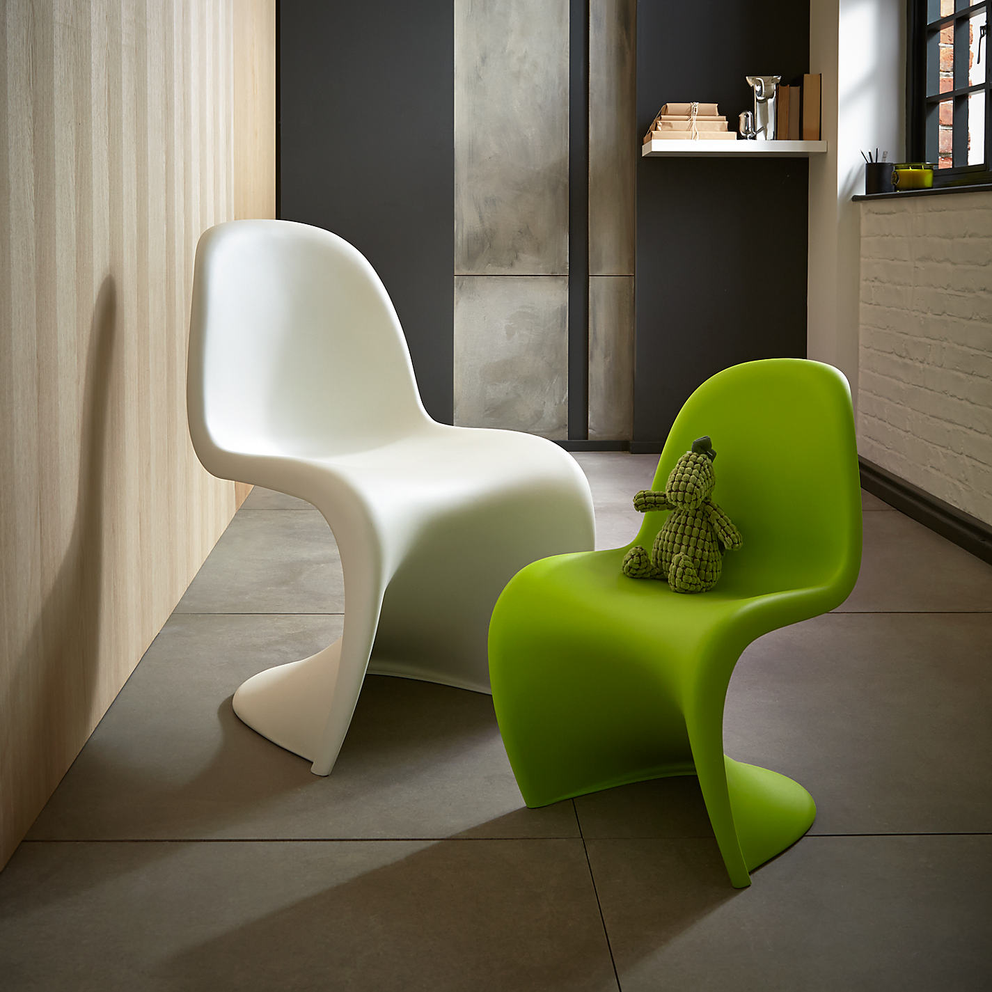 Panton Chairs Vitra Corporate Workspace