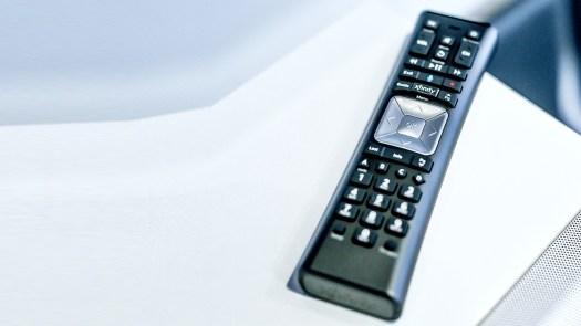 Comcast X1 Voice Remote powered by QuickSet Cloud