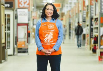Home Depot Corporate Leadership