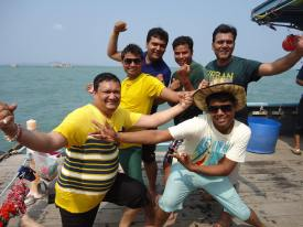 Work at IndiaMART, celebrate at Pattaya