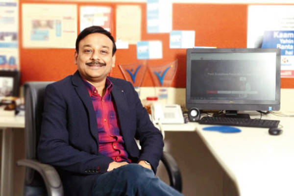 IndiaMart's Dinesh Agarwal shares how the profit doubled during the lockdown | Business Insider