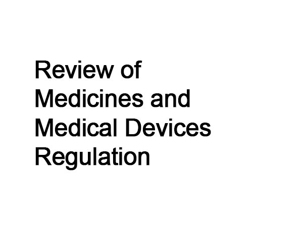 Streamlined approvals means faster access to medicines for