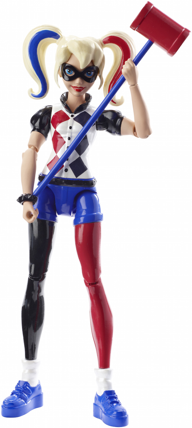 Harley Action Figure