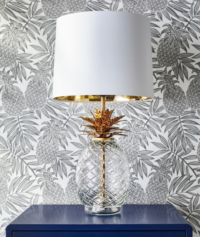 Opalhouse Pineapple Lamp