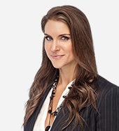 Image of WWE' Chief Brand Officer Stephanie McMahon