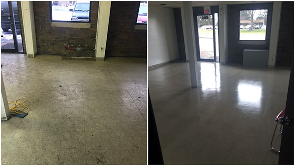 Floor Stripping in the Grand Rapids area
