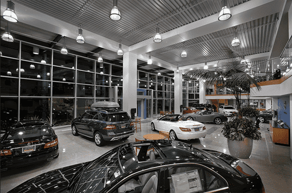 Clean Car Dealership in Grand Rapids