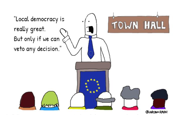 Démocratie locale
