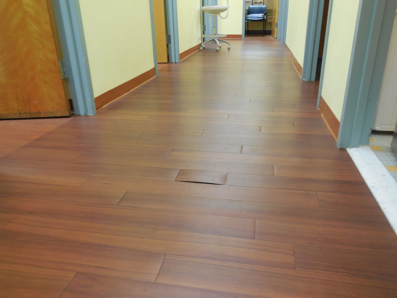 Moisture Control Systems Corporate Floors Commercial