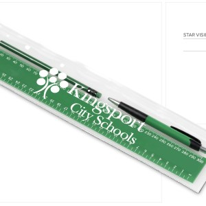 Star Visibility Pencil Case