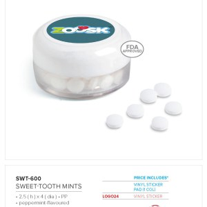 Sweet - Tooth Mints