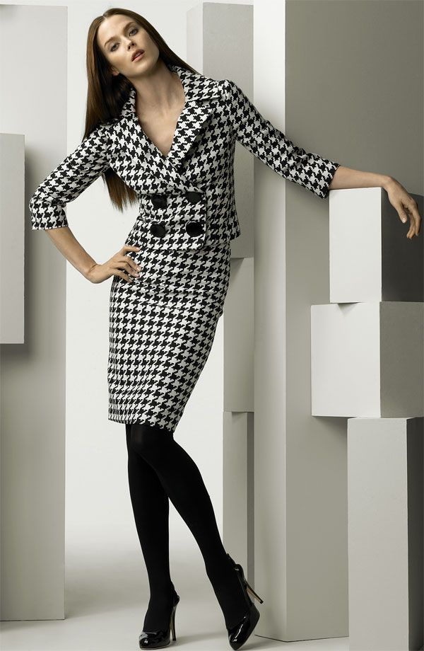 patterned-suit-skirt-houndstooth
