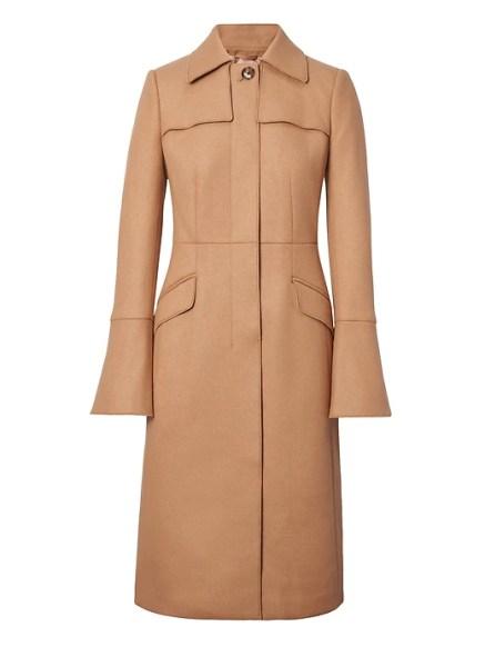Winter-Coats-Banana-Republic-Melton-Wool-Blend-Trench-Coat