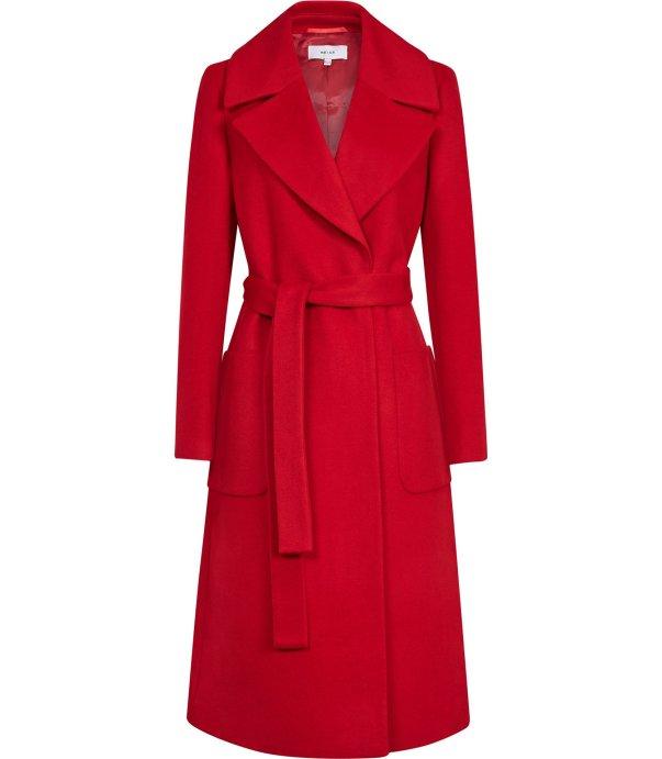 autumn-coats-reiss-chiltern-maraschino-wool-trench-coat