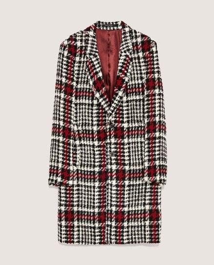 winter-coats-maroon-checked-coat