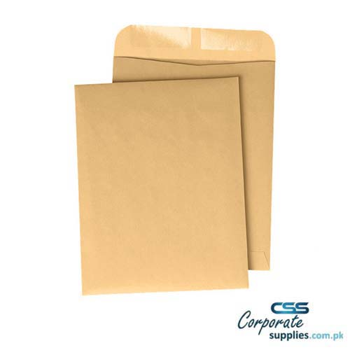 Brown Envelope Size 9x4"