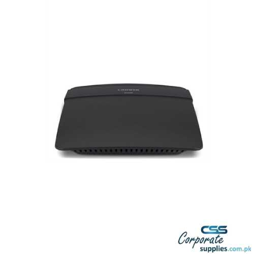 LINKSYS E1200 N300 Wi-Fi Router | Online Office Supplies Store
