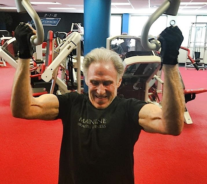 Roger Schwab, Founder of Mainline Health & Fitness, Best-Selling Author, and High Intensity Training Expert