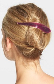 easy office updos buns chignons