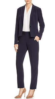Budget-Friendly Interview Suits for Women: T Tahari