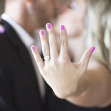 engagement ring upgrade