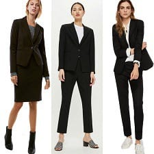 best women's suits 2018